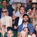 Poppy Delevingne – Wimbledon Tennis Championships 2019 in London - 454 x 282