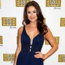 Nia Sanchez- USO 75th Anniversary Armed Forces Gala & Gold Medal Dinner - 400 x 600