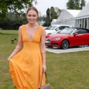 Laura Haddock – Audi Polo Challenge – Day One in Ascot - 454 x 644