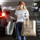 Miley Cyrus – Shopping candids with her mom Tish in Studio City
