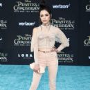 Jenna Ortega – 'Pirates Of The Caribbean: Dead Men Tell No Tales' Premiere in Hollywood - 454 x 681