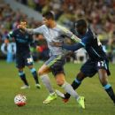 Real Madrid v. Manchester City July 24, 2015