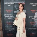 Anne Hathaway – Amazon's Museum Of Modern Love in NYC