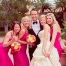 Michael Vartan and Lauren Skaar - Wedding Photos