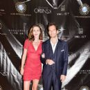 Kat Mack Roman seefeldt Attends Global Empowerment Mission Gala At Island Gardens Celebrating The Birthdays Of Michael Capponi And Dilay Bayraktar  Miami, Florida