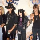 Motley Crue at the 1990 MTV Awards - 454 x 308