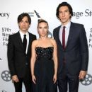 Scarlett Johansson – 'Marriage Story' Premiere – 57th New York Film Festival in NYC