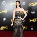 Lydia Hearst – 'Solo: A Star Wars Story' Premiere in Los Angeles - 454 x 606