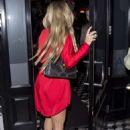 Annalynne Mccord – Seen at Craig's Restaurant In West Hollywood - 454 x 701