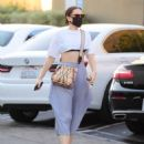 Jessie J – Out in Santa Monica - 454 x 579