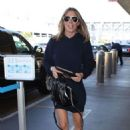 LeAnn Rimes at LAX International Airport in Los Angeles - 454 x 682