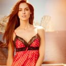 Ariadne Artiles Yamamay Lingerie Fall Collection 2012 - 454 x 671