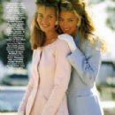 Karen Mulder & Elaine Irwin