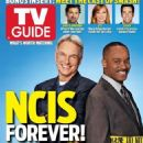 Rocky Carroll, Mark Harmon, NCIS - TV Guide Magazine Cover [United States] (24 January 2012)