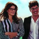 Isabeli Fontana for Vogue Eyewear Fall/Winter 2013 Ad Campaign