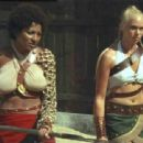 """The Arena"" 1973, Pam Grier and Margaret Markov"