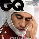 Ayrton Senna - 454 x 601