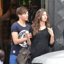 Louis Tomlinson Enjoying The Day With His Girlfriend Eleanor Calder (June 1) - 454 x 701
