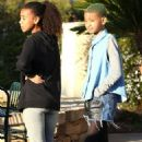 Willow Smith: Calabasas Cutie