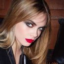 Cara Delevingne for Yves Saint Laurent Beauty Fall/Winter 2014 ad campaign