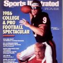 Sports Illustrated Magazine [United States] (3 September 1986)