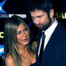 Jennifer Aniston and Gerard Butler: Premiering in Madrid