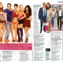 The Saturdays Magazine scans and shoots - 454 x 324