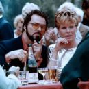 Burt Reynolds and Kim Basinger