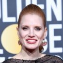 Jessica Chastain At The 76th Golden Globe Awards (2019) - 400 x 600