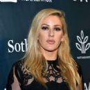 Ellie Goulding – Haiti Takes Root Benefit Dinner and Auction in New York