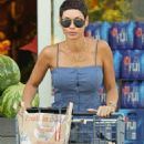 Nicole Murphy at Bristol Farms in LA - 454 x 681