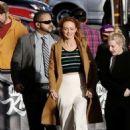 Heather Graham – Arriving at Jimmy Kimmel Live! in LA - 454 x 681