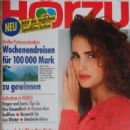 Andie MacDowell - Hörzu Magazine Cover [Germany] (28 October 1992)