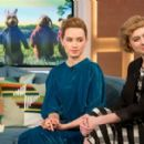 Daisy Ridley – 'This Morning' TV Show in London - 454 x 281