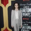 Allison Williams – 'A Series of Unfortunate Events' Premiere in New York - 454 x 681