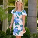 Reese Witherspoon – Eva Longoria Hollywood Walk Of Fame Ceremony in Beverly Hills