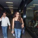 Bipasha Basu at Airport
