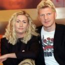 Martina Effenberg and Stefan Effenberg