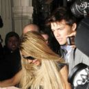 Katie Price at Balans Restaurant 2