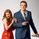 Jason Segel and Amy Adams