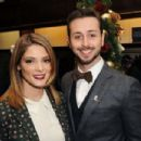 Ashley Greene Brooks Brothers Celebrates The Holidays In Beverly Hills