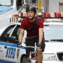 """Joseph Gordon-Levitt: """"Premium Rush"""" Biker Boy"""
