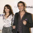 Alejandro Fernandez and Ayari Anaya