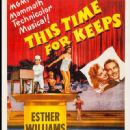 This Time for Keeps Original 1947 MGM Film Musical Starring Esther Williams And Jimmy Durante - 450 x 673