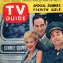 Sid Caesar - TV Guide Magazine Cover [United States] (25 June 1955)