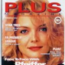 Michelle Pfeiffer - Sky Magazine Cover [United Kingdom] (June 1993)