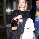 Bella Heathcote – Arrives at LAX Airport in LA - 454 x 838