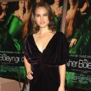 "Natalie Portman - Feb 26 2008 - ""The Other Boleyn Girl"" Premiere In New York City"