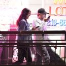 Camila Morrone and Leonardo DiCaprio – Out and about in West Hollywood - 454 x 459