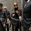 Jennifer Lopez – Leaves rehearsal for the Time !00 Gala in New York City - 454 x 681